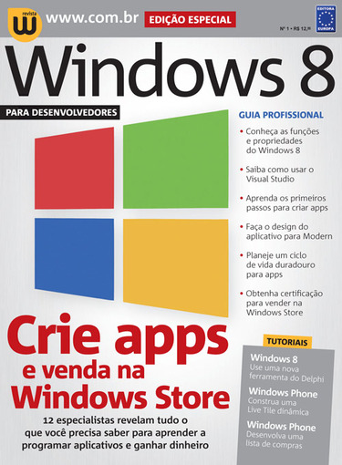 Especial Windows 8