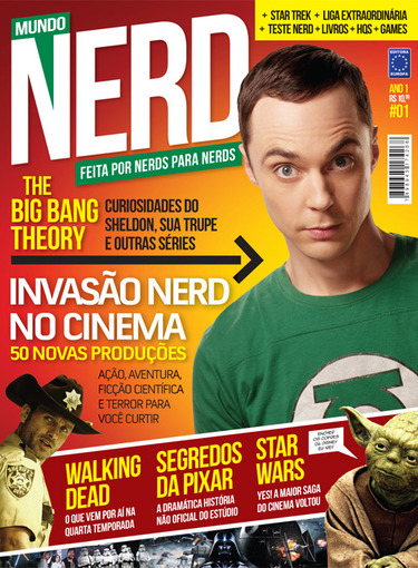 Revista Mundo Nerd (Digital)
