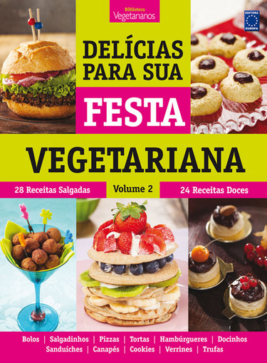 Festa Vegetariana - Volume 2 (Digital)