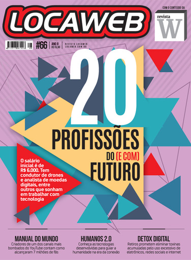 Revista Digital Locaweb - Edicao 66