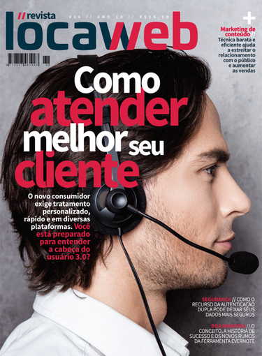 Revista Digital Locaweb - Edicao 68