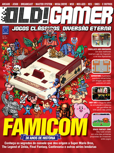 Revista OLD!Gamer - Revista Digital - Edição 16