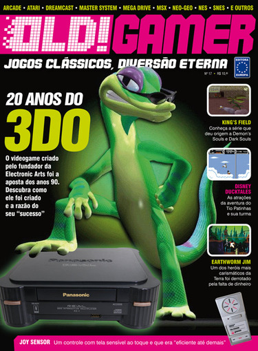 Revista OLD!Gamer - Revista Digital - Edição 17