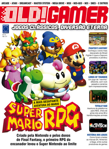Revista OLD!Gamer - Revista Digital - Edição 19