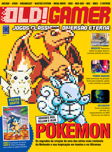 Revista OLD!Gamer - Revista Digital - Edição 20