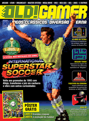 Revista OLD!Gamer - Revista Digital - Edição 21