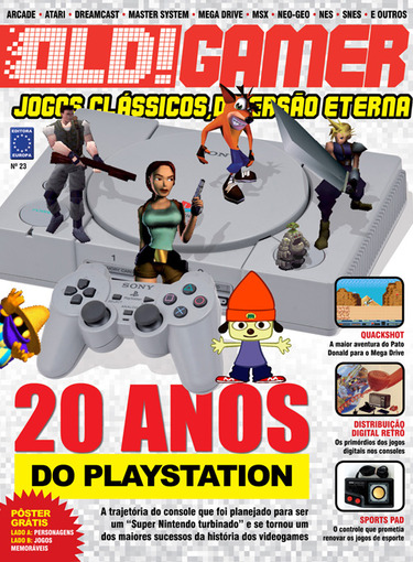 Revista OLD!Gamer - Revista Digital - Edição 23