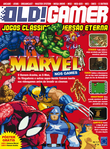 Revista OLD!Gamer - Revista Digital - Edição 24